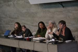 Mulheres são as mais afetadas com a exploração econômica do meio ambiente - Foto: Isabelle Azevedo