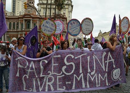 Fórum Social Mundial. Foto: Arquivo MMM.