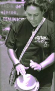 Sandar Morán. MMM da Guatemala.